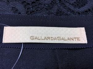 ガリャルダガランテ GALLARDAGALANTE スカート サイズ1 S レディース ネイビー レース【中古】