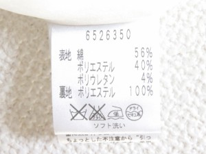 ルネ Rene ワンピース サイズ34 S レディース 美品 ベージュ×白×レッド【中古】
