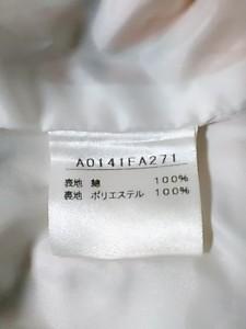 メルローズ MELROSE ワンピース サイズ2 M レディース 白×オレンジ×グリーン 花柄【中古】