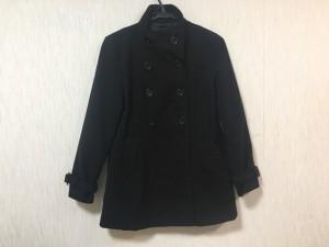 リゼクシー RESEXXY コート サイズF レディース 黒 冬物【中古】
