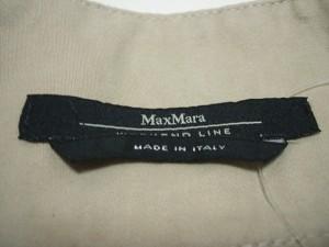マックスマーラウィークエンド Max MaraWEEKEND ロングスカート サイズ42 M レディース ベージュ【中古】