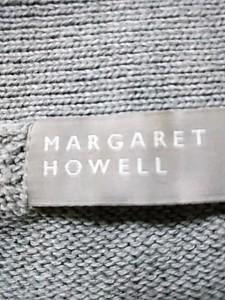 マーガレットハウエル MargaretHowell セーター サイズ2 M レディース グレー【中古】