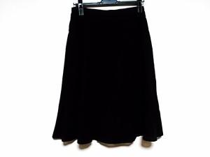 マーガレットハウエル MargaretHowell スカート サイズ1 S レディース 黒【中古】