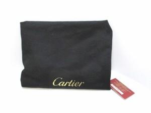 カルティエ Cartier ショルダーバッグ 美品 CドゥカルティエバッグMM ピンク レザー【中古】