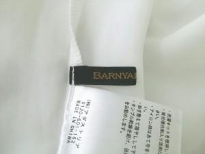 バーンヤードストーム BARNYARDSTORM 半袖シャツブラウス サイズ0 XS レディース 美品 白【中古】