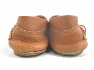 トリココムデギャルソン tricot COMMEdesGARCONS 靴 23 レディース ライトブラウン レザー【中古】