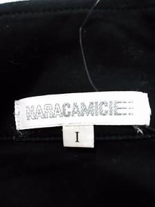 ナラカミーチェ NARACAMICIE 半袖カットソー サイズ1 S レディース 黒【中古】