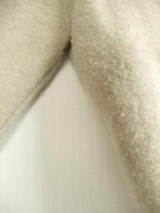 ジェイダブリューアンダーソン J.W.Anderson 長袖セーター サイズXS レディース ベージュ【中古】