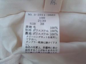 レッセパッセ LAISSE PASSE ワンピース サイズ38 M レディース 美品 ピンクベージュ【中古】