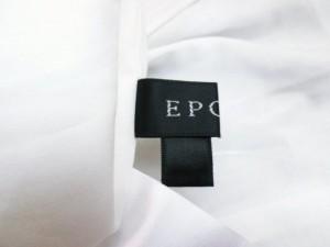 エポカ EPOCA ノースリーブカットソー サイズ40 M レディース 白【中古】