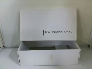 フェドインターナショナル fed INTERNATIONAL サンダル 23 レディース ベージュ オープントゥ スエード【中古】