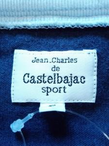 カステルバジャックスポーツ CastelbajacSport 半袖Tシャツ レディース ライトブルー×ネイビー×マルチ【中古】