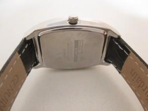 ミッシェルジョルダン michel Jurdain 腕時計 美品 SL-1000 レディース 黒【中古】