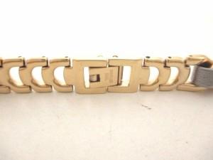 トリーバーチ TORY BURCH 腕時計 美品 TRB4102 レディース ゴールド【中古】