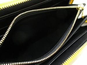 ルイヴィトン 長財布 モノグラムヴェルニ ドット インフィニティ ジッピーウォレット M91571 ジョーヌ 草間彌生コレクション【中古】