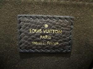 ルイヴィトン LOUIS VUITTON ショルダーバッグ マヒナ XS M95972 ショコラ マヒナ・レザー(キッド・カーフスキン)【中古】
