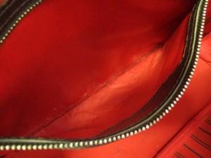 ルイヴィトン LOUIS VUITTON トートバッグ ダミエ ネヴァーフルPM N51109 エベヌ ダミエ・キャンバス【中古】