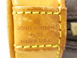ルイヴィトン LOUIS VUITTON ハンドバッグ モノグラム アルマ M51130 モノグラム・キャンバス【中古】