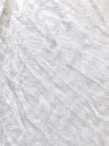 プラステ PLS+T(PLST) 半袖カットソー サイズ2 M レディース 白×ネイビー【中古】