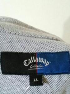 ポールスチュアート PaulStuart 半袖ポロシャツ サイズLL メンズ 美品 黒×白【中古】