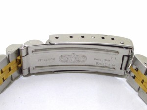 ロレックス ROLEX 腕時計 デイトジャスト 69173 レディース ゴールド【中古】