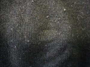 ラルフローレン RalphLauren 半袖セーター サイズM レディース 美品 黒【中古】