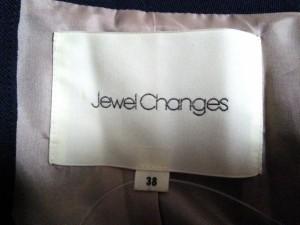 ジュエルチェンジズ Jewel Changes ジャケット サイズ38 M レディース ダークネイビー【中古】