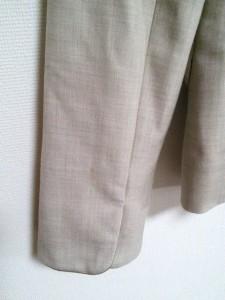 クリスタルシルフ CrystalSylph ジャケット サイズXS レディース ベージュ【中古】
