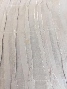 ジルスチュアート JILL STUART ノースリーブカットソー サイズM レディース 美品 パープル×シルバー ストライプ【中古】
