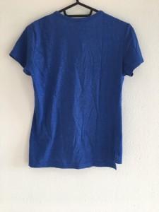 ヴィヴィアンウエストウッドレッドレーベル VivienneWestwoodRedLabel 半袖Tシャツ サイズ1 S レディース ブルー×レッド【中古】