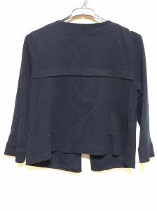 ラピスルーチェ LAPIS LUCE PER BEAMS ジャケット サイズ38 M レディース 美品 ネイビー【中古】