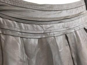 ボディドレッシングデラックス BODY DRESSING Deluxe スカート サイズ36 S レディース ダークグレー プリーツ【中古】