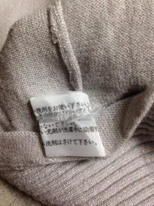 ヴァニラコンフュージョン VANILLA CONFUSION ワンピース サイズ38 M レディース ライトグレー ラメ【中古】
