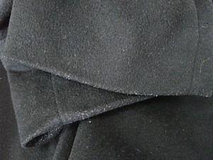 ブルックスブラザーズ BrooksBrothers Pコート サイズL レディース 黒 冬物【中古】