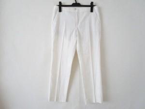 ニジュウサンク 23区 パンツ サイズ38 M レディース 白【中古】