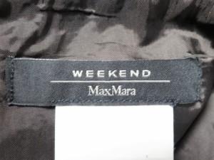 マックスマーラウィークエンド Max MaraWEEKEND スカート サイズ38(J) レディース レッド×ダークグレー×マルチ【中古】