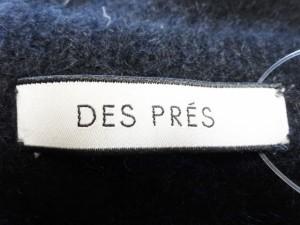 デプレ DES PRES 長袖セーター サイズ1 S レディース 美品 黒【中古】