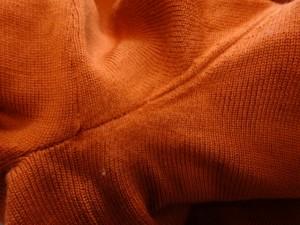 マーガレットハウエル MargaretHowell カーディガン サイズ2 M レディース オレンジ【中古】