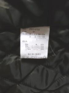 ウールリッチ WOOLRICH ブルゾン サイズsize:L メンズ 美品 ダークブラウン×カーキ×ベージュ チェック柄【中古】