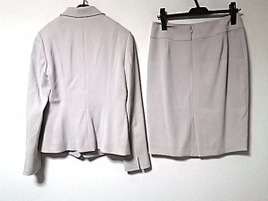 ヴァンドゥ オクトーブル 22OCTOBRE スカートスーツ レディース 美品 アイボリー【中古】