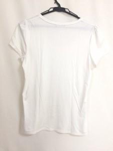 バーバリーロンドン Burberry LONDON 半袖Tシャツ サイズ2 M レディース 新品同様 白【中古】
