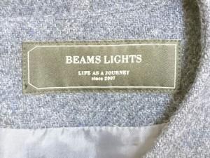 ビームスライツ BEAMS Lights チュニック サイズ40 M レディース ネイビー【中古】