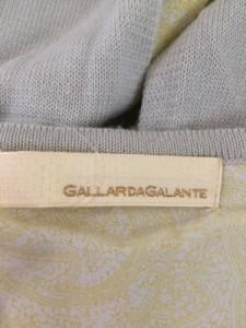 ガリャルダガランテ GALLARDAGALANTE 長袖セーター レディース 美品 グレー【中古】