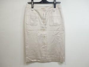 アイシービー ICB スカート サイズ6 M レディース ライトピンク 光沢あり【中古】