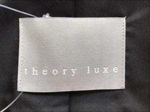 セオリーリュクス theory luxe ジャケット サイズ38 M レディース 黒【中古】