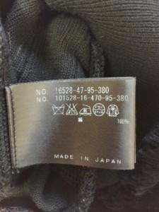 アナイ ANAYI ブルゾン サイズ38 M レディース 美品 黒 春・秋物【中古】