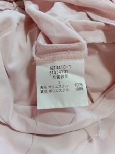 レストローズ L'EST ROSE ワンピース サイズ2 M レディース ピンク×マルチ 花柄【中古】