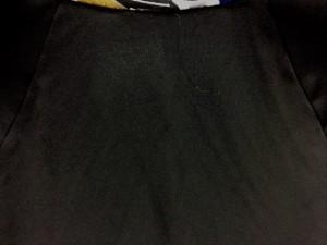 ビーシービージーマックスアズリア BCBGMAXAZRIA ワンピース サイズXL レディース 黒×マルチ【中古】