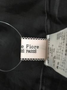 デビュードフィオレ Debut de Fiore ワンピース サイズ36 S レディース 黒 by LAISSE PASSE【中古】