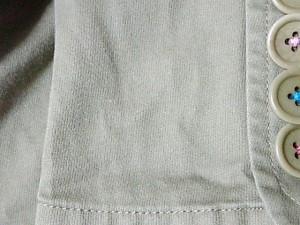 ポールスミス ピンク PaulSmith PINK ジャケット サイズ42 L レディース カーキ【中古】